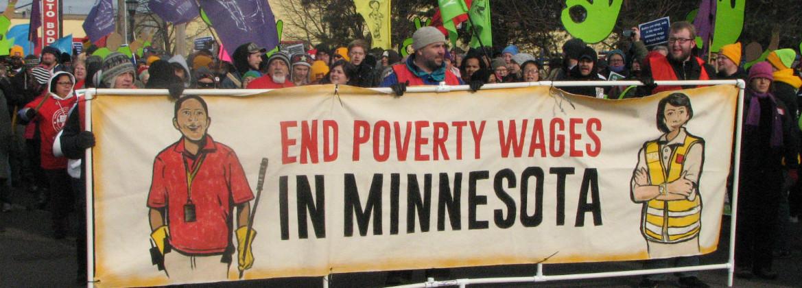 Building economic security across Minnesota