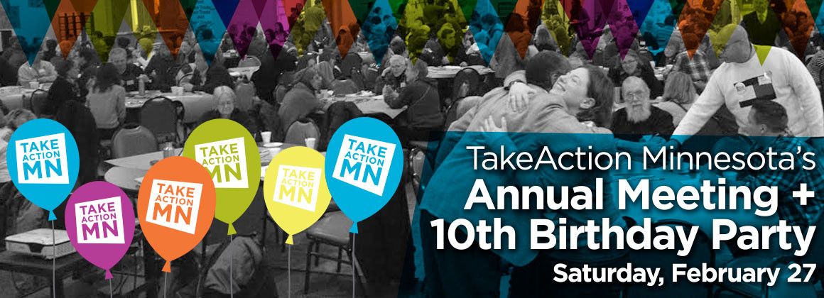 REGISTER HERE: 2016 Annual Meeting + Birthday Party