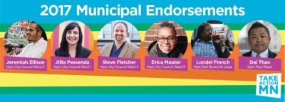 Support our endorsed candidates TODAY!