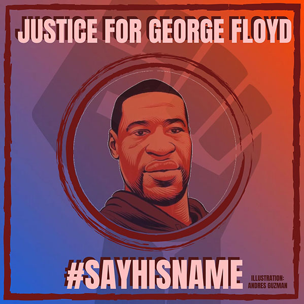 Justice for George Floyd - TakeAction MN