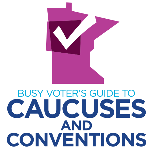 Busy Voter's Guide to Caucuses and Conventions