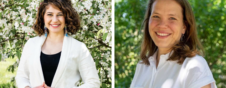 Vote for Sheila Nezhad and Kate Knuth for Minneapolis Mayor.